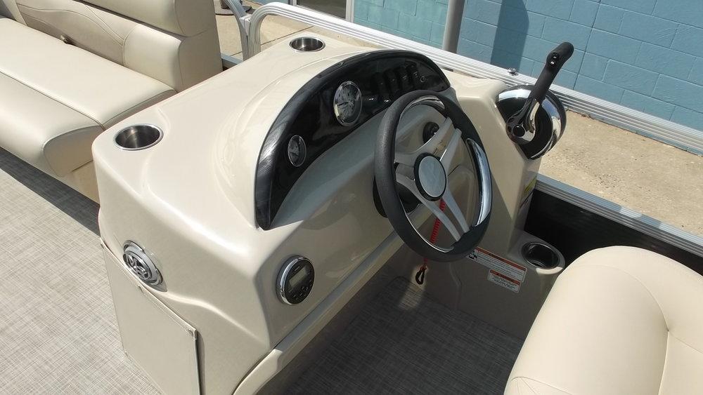 Upgraded aluminum steering wheel