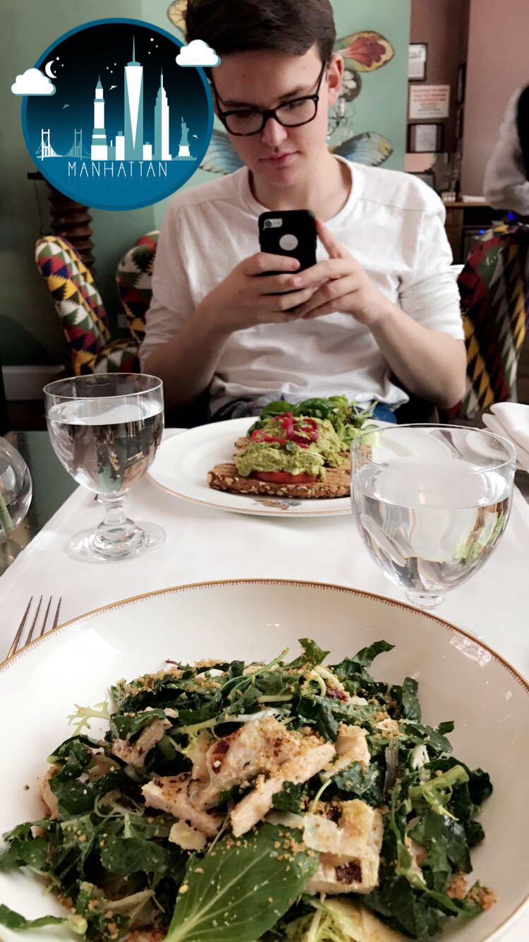 Meals at Crosby Bar