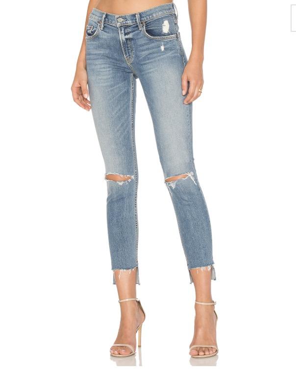 Revolve altered jeans