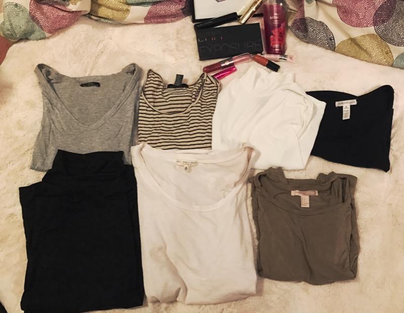right to left top row: shirt( similar )/shirt ( similar )/ shirt / shirt   right to left bottom row:  shirt / shirt /shirt( similar )