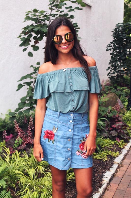 shirt /  skirt