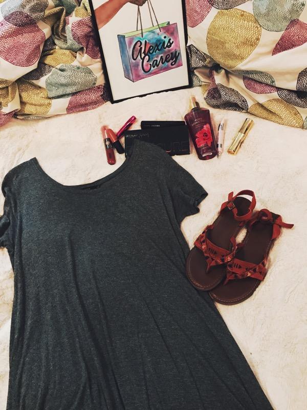dress ( similar )/ shoes