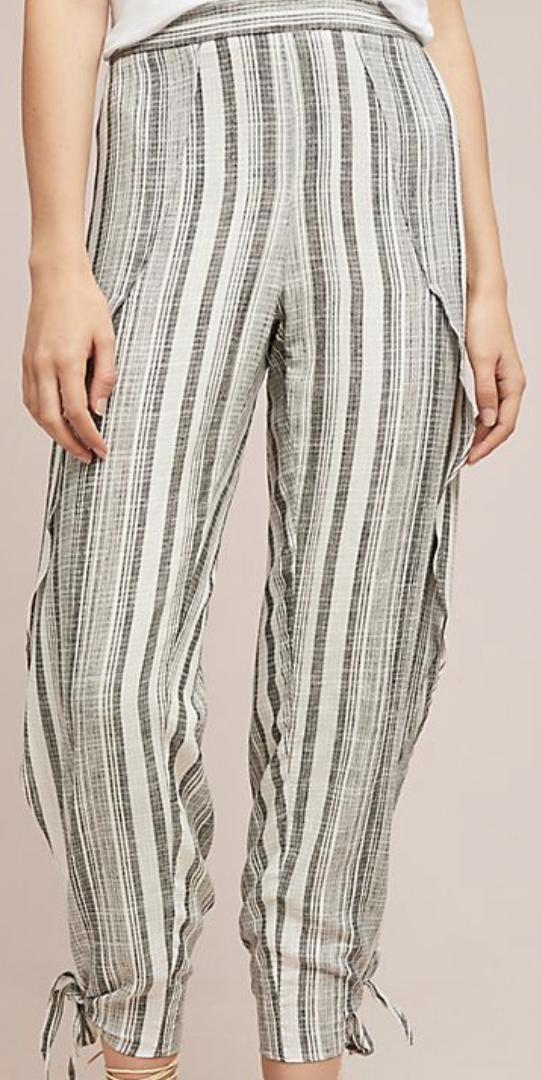 Tied pants