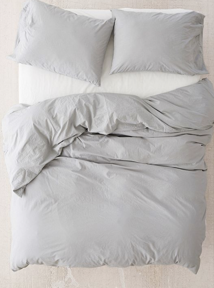 Grey Duvet Covers