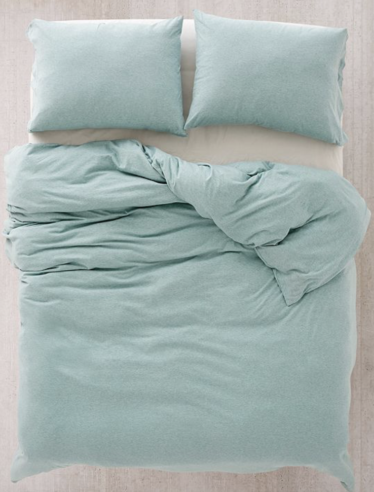 Turquoise duvet covers