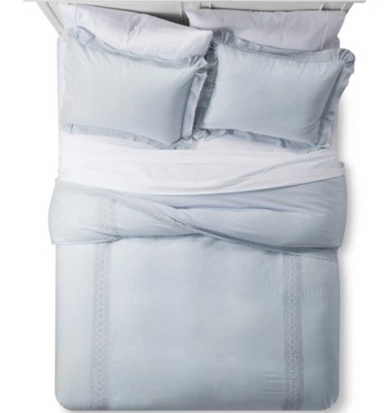 blue duvet covers