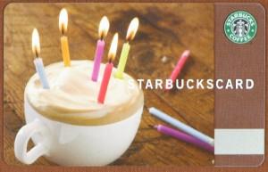 002BirthdayStarbucksCard