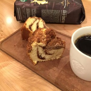 REDUCED FAT COFFEE CAKE - From a reader