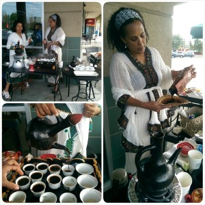 2 - 1 - PhotoGrid_1430091682233 Ethiopa coffee tasting 26 Apr 15
