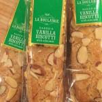 2 - 1 - Vanilla almond biscotti