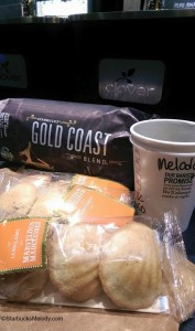 Marvelous Madeleines with Gold Coast Blend