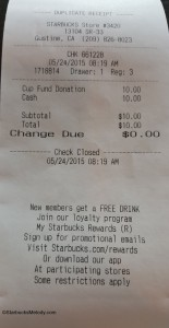 2 - 1 - 20150524_082100_001 Cup Fund Receipt Gustine California