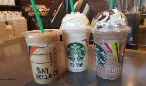 2 - 1 - The new mini Frappuccino