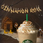 Cinnamon Roll Frappuccino Image from Starbucks