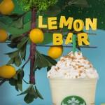 Lemon Bar Frappuccino image from Starbucks
