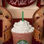 Red Velvet Cake Frappuccino image from Starbucks