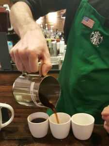 2 - 1 - 20150822_054944 tyler pouring the viennese blend coffee
