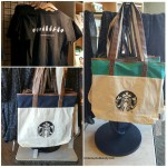 2 - 1 - Starbucks Coffee Gear Store 7 Aug 2015 New tote bags