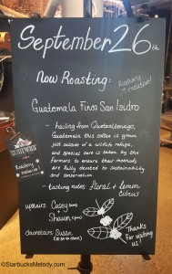 2 - 1 - 20150926_163805[1] Now Roasting Sign Guatemala Finca San Isidro
