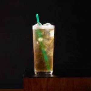Official Starbucks Apple Iced Green Tea Fizzed