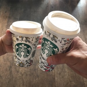 image-2 His and Hers Pumpkin Spice Lattes - Image from Stephen Richards