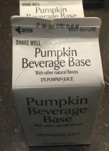 1 - 1 - image58 pumpkin beverage base - test pumpkin flat white in chicago region
