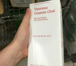 1 - 1 - image60 front of teavana custom chai box