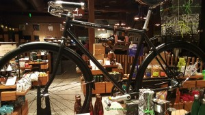 2 - 1 - 20151113_185522[1] Starbucks Reserve Bike at the Roastery
