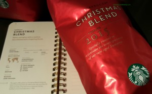 2 - 1 - 20151118_184509 Christmas Blend with page from coffee passport