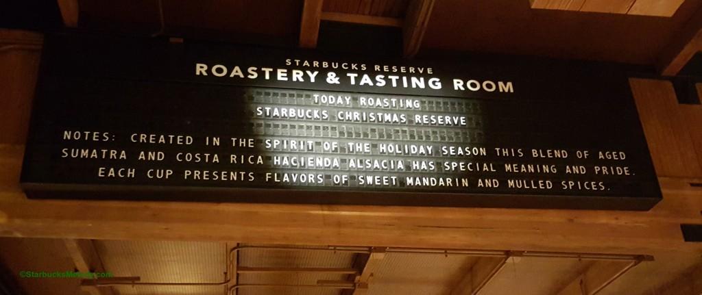 2 - 1 - 20151121_063637[1] sign for Starbucks Christmas Reserve