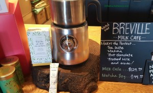 2 - 1 - 20151122_103723 breville milk frother and heater with matcha display