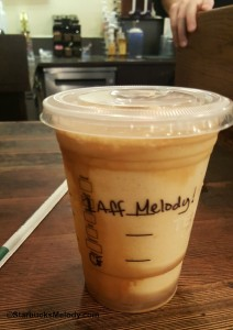2 - 1 - 20160227_090350 coffee frappuccino with a shot of espresso