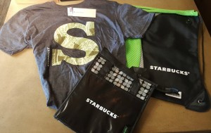 1 - 1 - 20160318_162448 giveaway items Starbucks Coffee Gear Store