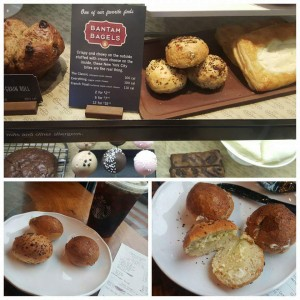 Bantam Bagels - Westlake Center Starbucks 01March2016