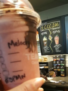 1 - 1 - 20160409_111955 the spiderman frappuccino at pacific place starbucks