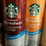 1 - 1 - 20160417_113929 refreshers preach passionfruit black cherry Starbucks refershers with coconut water
