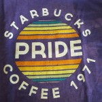 1 - 1 - 20160422_162722 pride t shirt - 2016 Starbucks PRIDE