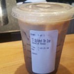 CRHS - 1 - 1 - 20160327_075118 starbucks handcrafted double shot on ice with caramelized honey