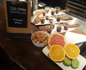 1 - 1 - 20160530_171318 cold coffee tasting ben at east olive way starbucks