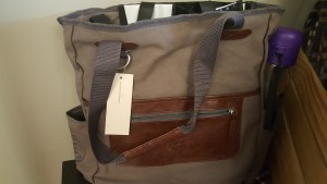 1 -1 - 20160617_162928 canvas and leather tote bag
