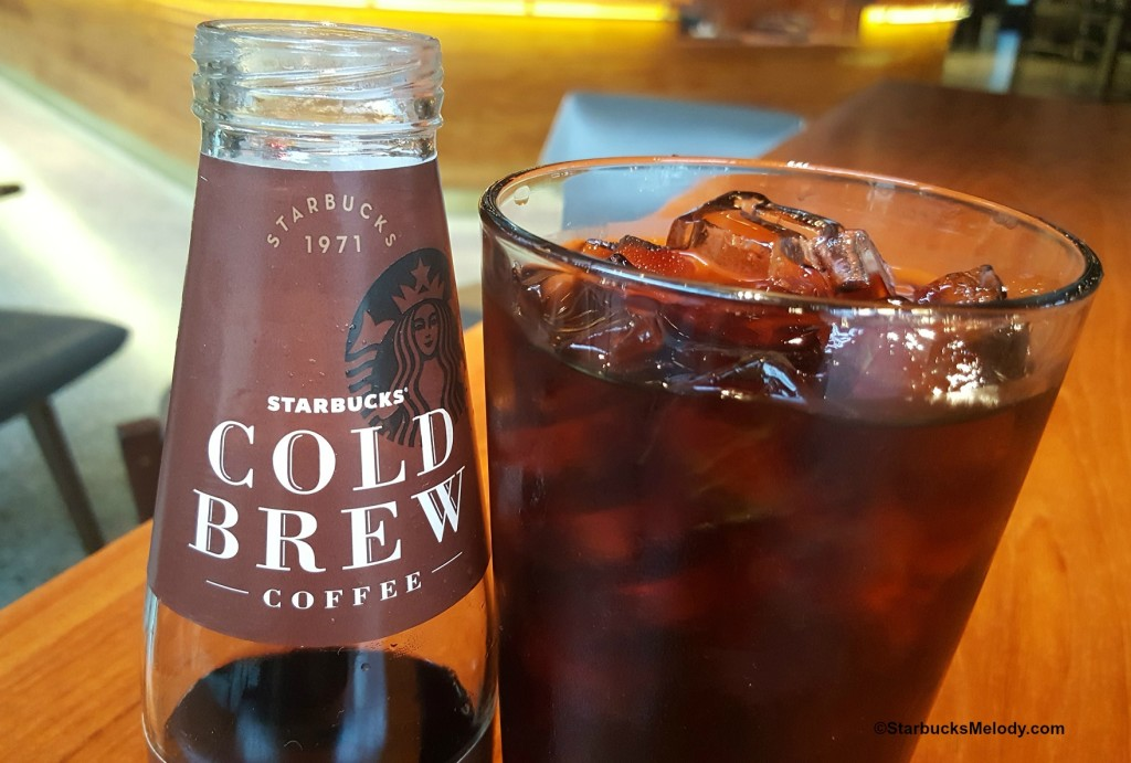2 - 1 - 20160630_075644 bottled cold brew - trying it for the first time - Starbucks cold brew