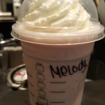 20160618_145600 strawberries and creme Frappuccino