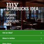 Screenshot_20160605-065951 - MyStarbucksIdea homescreen