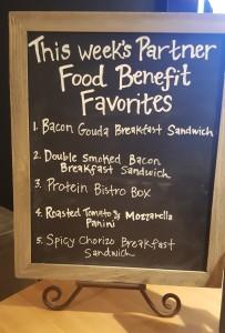 1 - 1 - 20160708_161901 starbucks list of partner food favorites