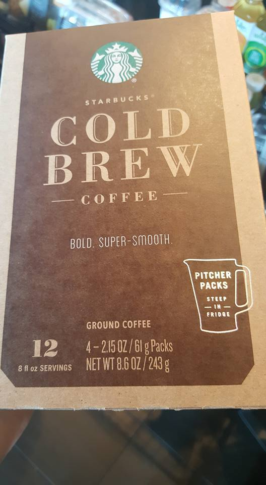 Cold Brew pitcher packs 4July2016