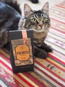 Paradeisi Blend and Roscoe