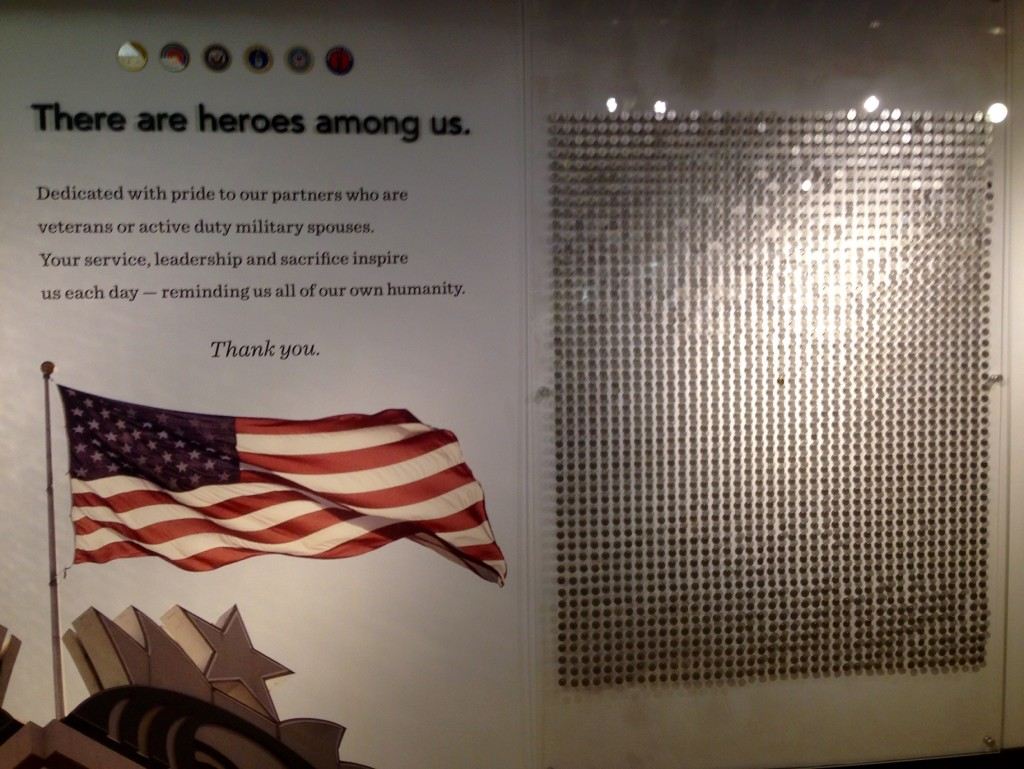1 - 1 - 12 Aug 2016 starbucks honor wall