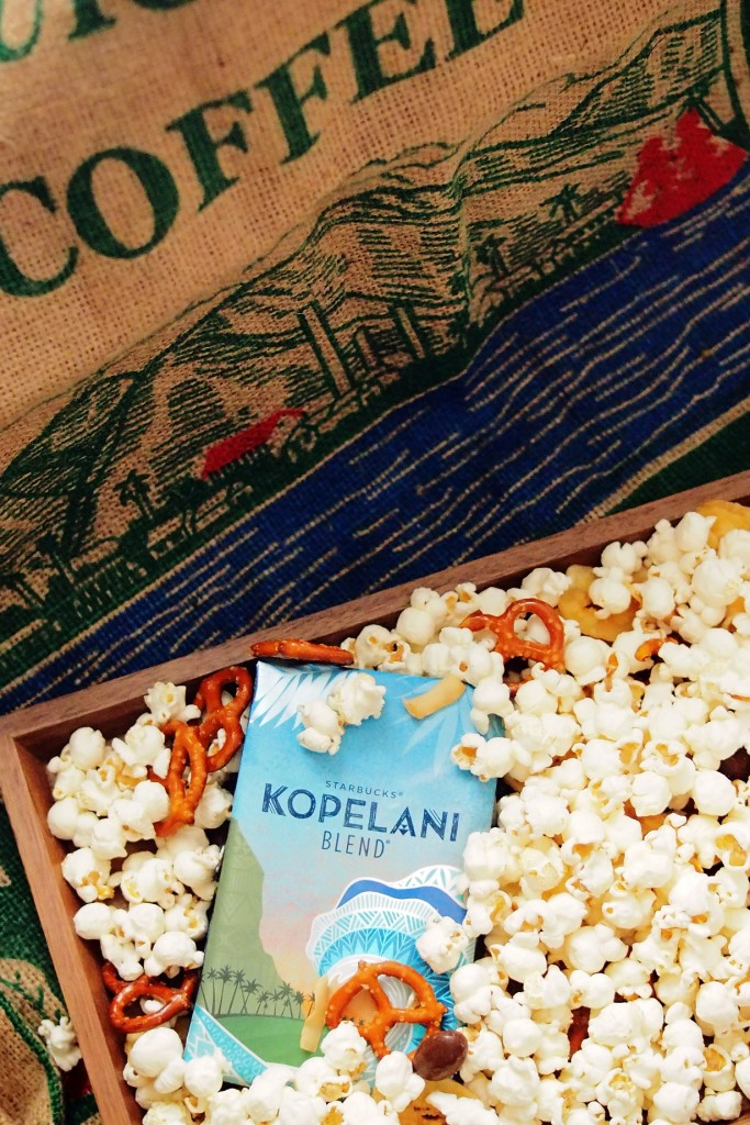 Kopelani Blend with tropical popcorn