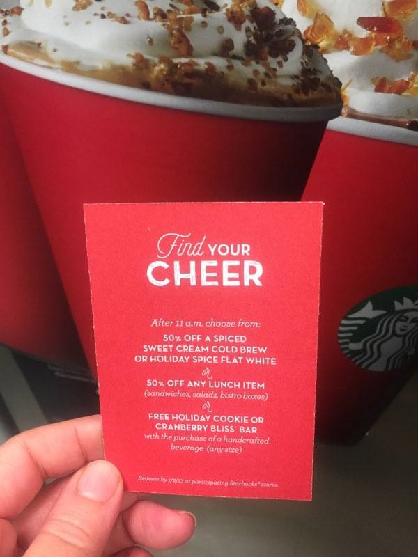 Find Your Cheer Card