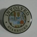 Involved pin